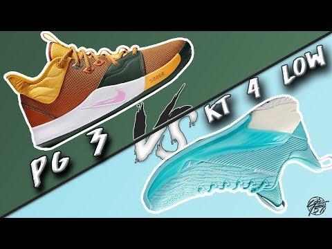 online store abb27 de879 Nike PG 3 vs Anta KT 4 LOW!