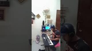 MENUNGGU , cover keyboard Casi…