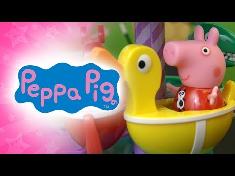 Join the World of Peppa Pig with Jazwares' Peppa Pig Toys! | A Toy Insider Play by Play