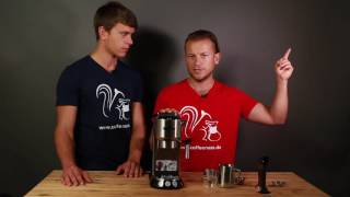 home espresso machine review