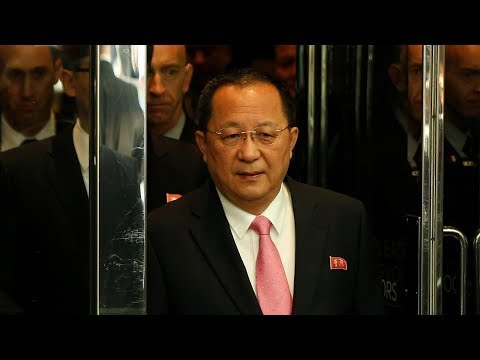 DPRK FM: DPRK holds right to self-defense against US