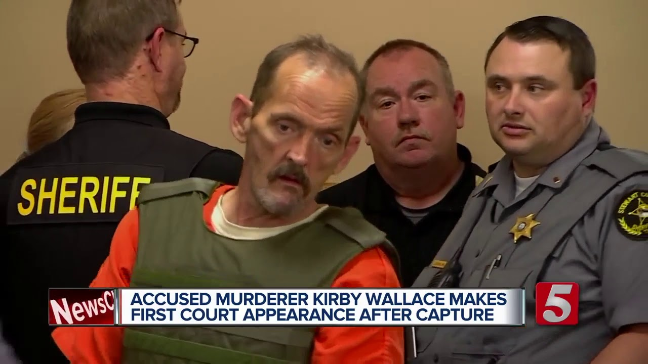 Kirby Wallace: 'I Was Afraid I Was Going To Get Killed'