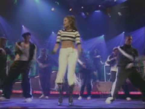 Jennifer Lopez - Love Don't Cost A Live Thing Parkinson TV