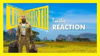UP NORTH Movie Trailer Reaction