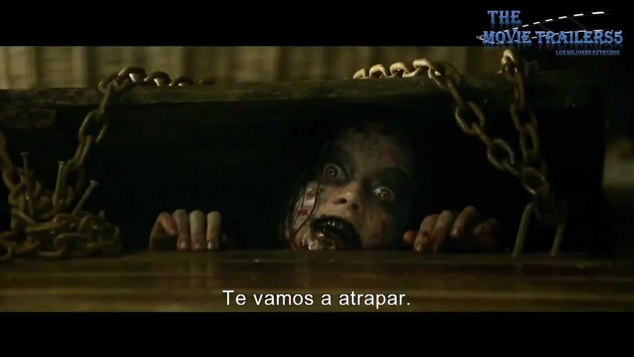 Posesión Infernal Trailer Español HD (Sub) Estreno - YouTube