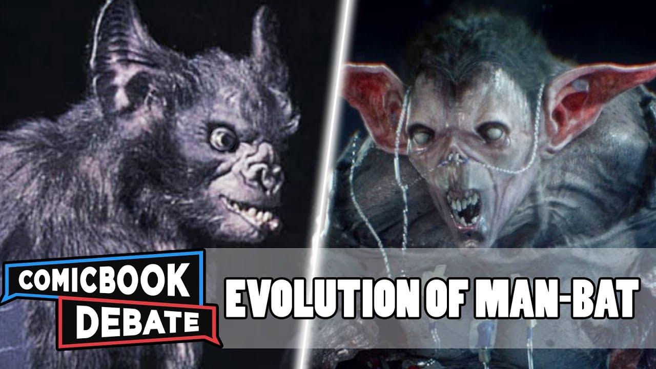 Animal Instincts Movie Watch Online evolution of man-bat in all media in 12 minutes (2018)