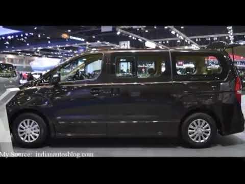 2018 Hyundai H1 (8 Seater) Van