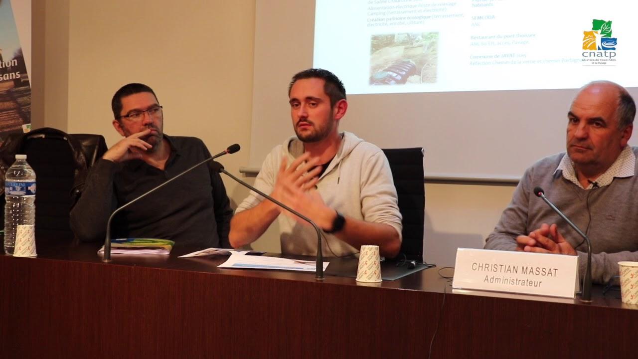 La coopérative de Travaux Publics, un outil d'accès aux marchés pour les artisans (version courte)