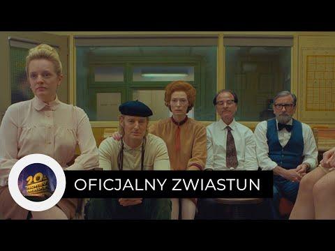 """""""Kurier Francuski z Liberty, Kansas Evening Sun"""" [trailer]"""