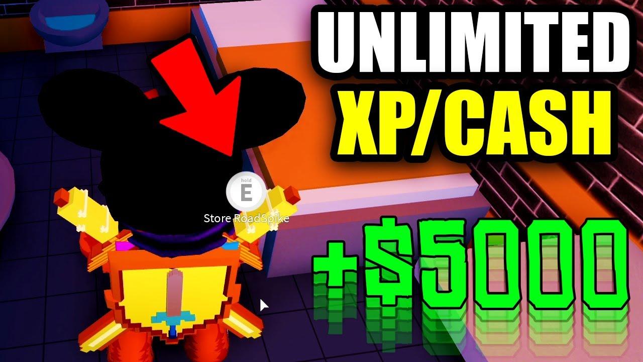 Roblox Premium Glitch New Jailbreak Unlimited Xp Cash Glitch Roblox Jailbreak Youtube