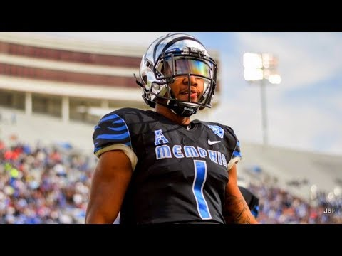Biggest Playmaker in the AAC || Memphis RB/KR Tony Pollard 2017 Highlights ᴴᴰ