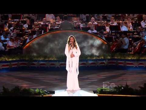 Nicole Scherzinger - If I Loved You - A Capitol Fourth - July 4, 2015 (LIVE)