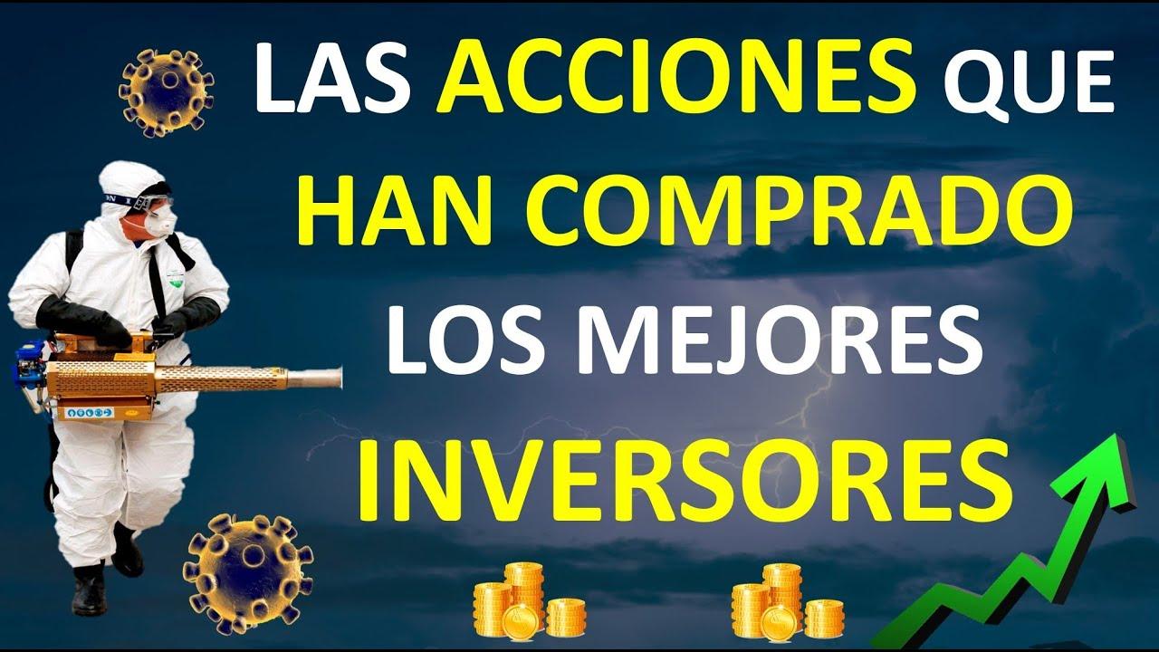 📊 LAS ACCIONES que HAN COMPRADO los MEJORES INVERSORES    👉 5 OPORTUNIDADES de INVERSIÓN