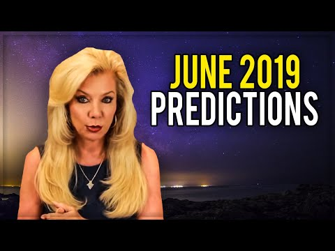 June 2019 Predictions