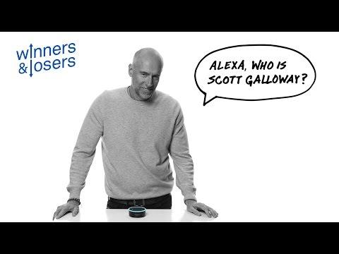 Alexa, Who Is Scott Galloway?