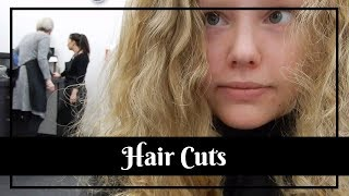 Hair Cuts And Life Stuff | Courtney Allison