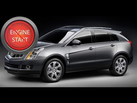 Cadillac Srx Opening And Starting A Push Button Start Model With A