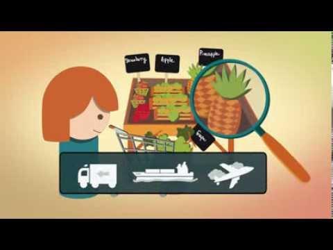 Food eco-footprint
