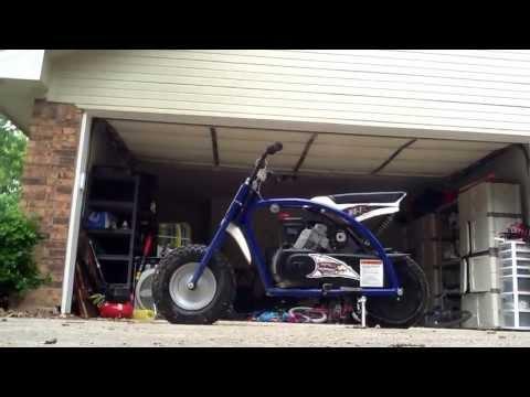 Mini bike for sale 300$http://dallas.craigslist.org/ndf/mcy/3757993137.html