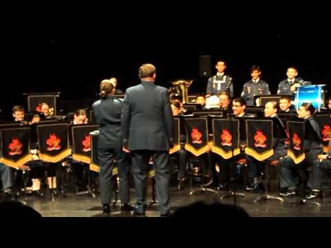 Northwest Region Cadet Honour Band 2016 Part 7