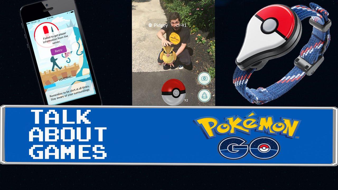 Pokemon GO - Episode 1 -Mike & Ryan - Talk About Games - YouTube