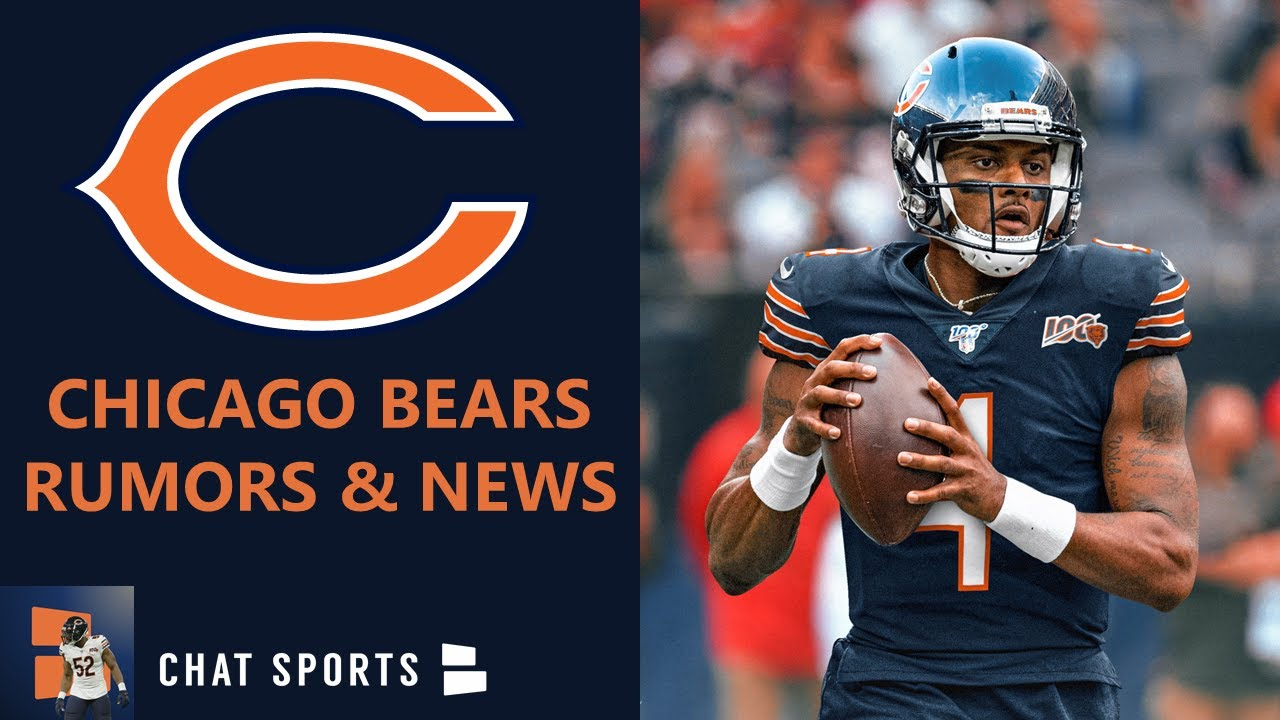 Chicago Bears Rumors: Deshaun Watson Trade? Mitch Trubisky Future? Ryan Pace & Matt Nagy Contracts?
