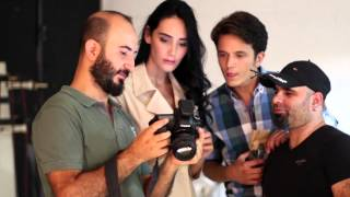 LK & JNS DEW - Sanal Mağaza Çekimleri Backstage 2017 Video