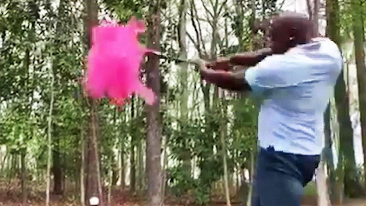 Former MLB Slugger Ryan Howard's Baby Gender Reveal