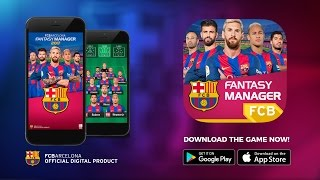 Fc barcelona fantasy manager 2017: the new edition of most addicting football mobile has arrived! lead team your dreams and defeat thousan...