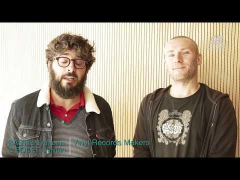 Antoine BASTIEN & Sylvain BODET - Vinyl Records Makers