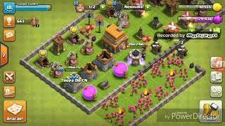 Clash of clans - comprei a torre de mago nivel 1 , 3# ( CAIQUE GAMER )