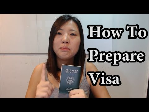 How To Prepare Visa |  Travel Guide