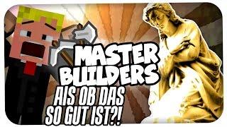ALS OB DAS SO GUT IST | MASTERBUILDERS MIT KRANCRAFTER | REWINSIDE