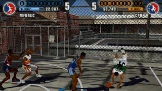 NBA Street Showdown NBA Legends Vs. NBA Stars (PSP)