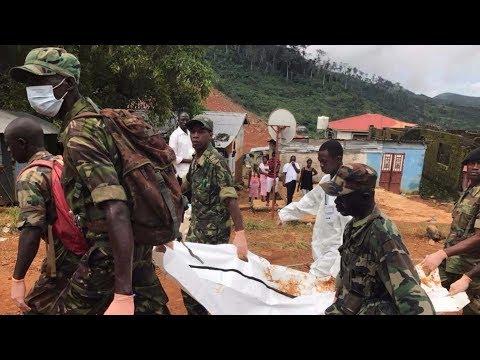 Sierra Leone mudslide: Disaster shocks nation grown weary of tragedy