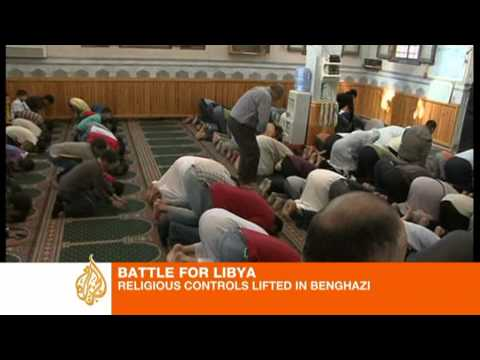 Religious controls lifted in Benghazi