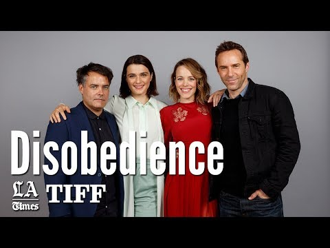 The Cast Of 'Disobedience' Talks Orthodox Religion | Los Angeles Times