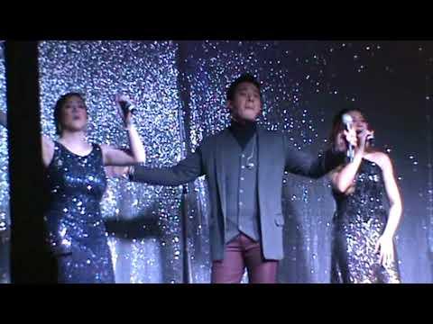 Erik Santos with The Birit Queens Angeline...