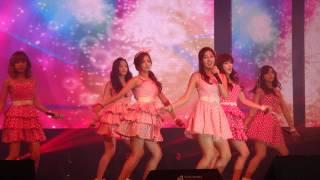 [HD Fancam] 131025 APink My My @ Vizit Korea