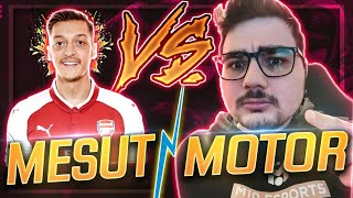 MESUT OZIL VS M10 MOTOR EDIT MAP!!! FORTNITE BATTLE ROYALE TÜRKÇE