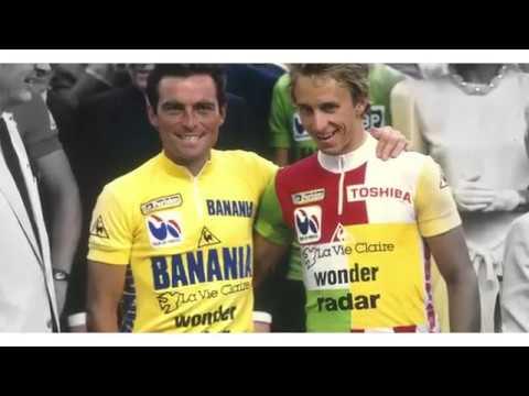 Les maillots le coq sportif pour le Tour de France 2018