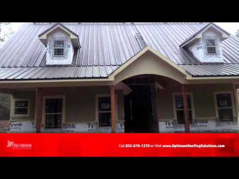 Houston Roofing Company - Optimum Roofing