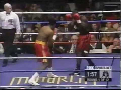 Thomas Hearns vs Uriah Grant 04082000