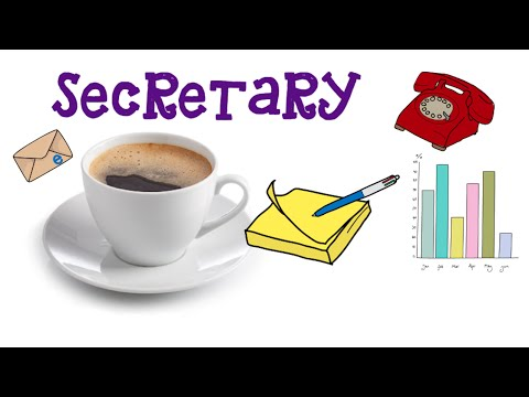 How to become an Office Secretary? Career Builder videos from funza Academy
