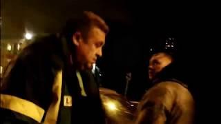 Оборона Головино спасает автомобиль от эвакуации. Флотская 22 11 18