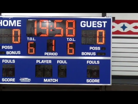 NIAC Conference Basketball Tournament - Day 1 Part 2