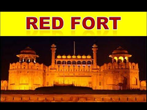 RED FORT - India, New Delhi (UNESCO World Heritage Site)