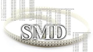 Набор SMD резисторов 1206 из Китая. Переход на
