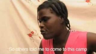 ActionAid delar ut mat till 381 familjer i Port-au-Prince