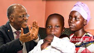 MTOTO ANAYETAJA MIRADI Ya MAGUFULI, Kusomeshwa Na Mpinzani Wa Lema